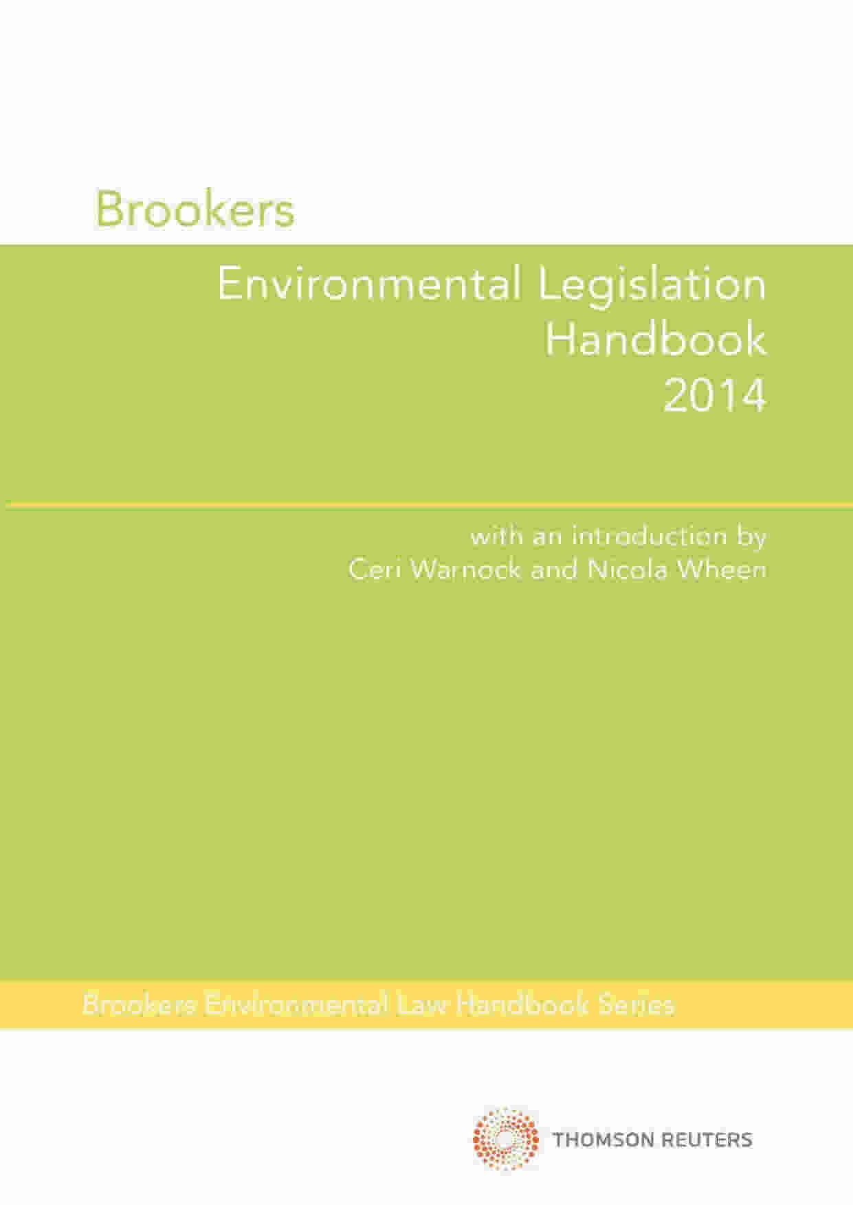 Immigration law handbook 2011 ebook environmental legislation handbook 2014 book fandeluxe Gallery